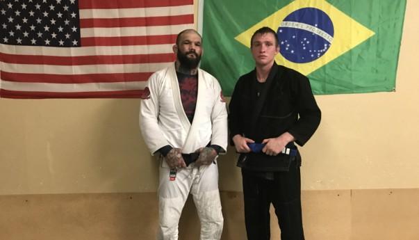 Brazilian Jiu-jitsu